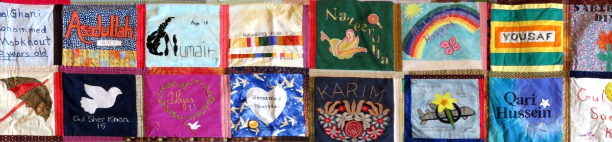 The Drones Quilts Project